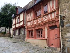 bretagne,passé,maisons,architecture