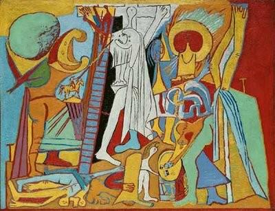 Pablo Picasso - La crucifixion 6.jpg