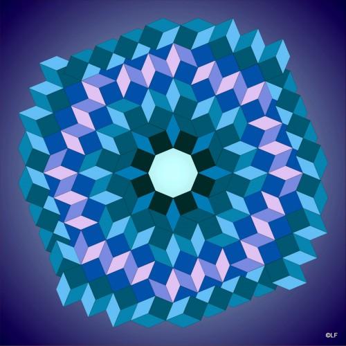 art cinétique, optique art, abstrait, géométrie