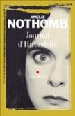 littérature, roman, Nothomb