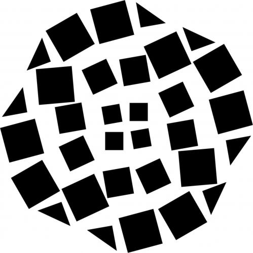 dessin numérique,grille,retournement