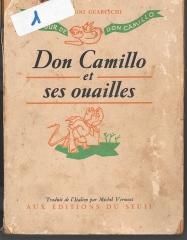 don camillo, sabre et goupillon, chrétiens, communistes