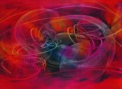 peinture, art moderne, surréalisme, abstrait