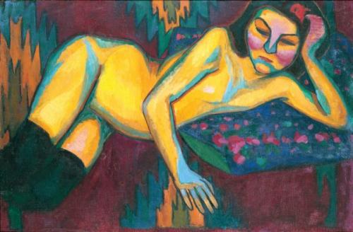 peinture moderne,beauté,portrait,couleur,intimité,femme
