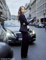société,femme,paris